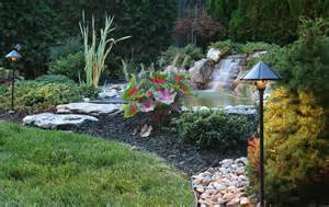 Small Backyard Fire Pit 50 Pictures Of Backyard Garden Waterfalls Ideas Amp Designs