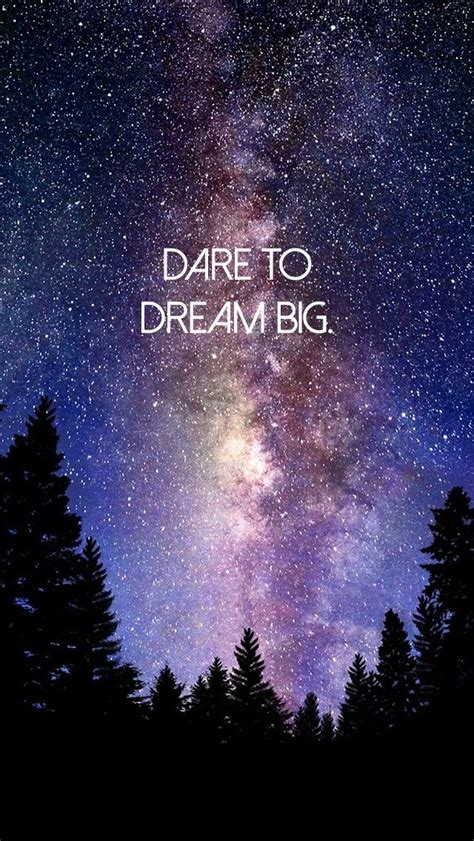 galaxy wallpaper dream galaxy wallpapers with quotes quotesgram