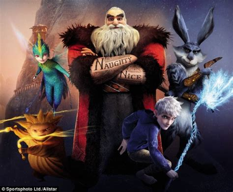 chris tookey rise of the guardians is a dream of a debut