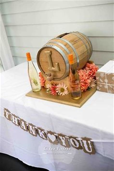 wedding wishing well wine barrel i made this with 2 planters from hobby lobby stained sealed