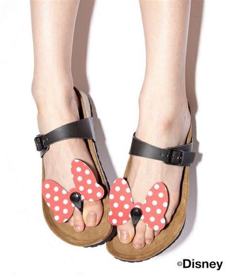 Sandal Minnie Tote Bag Mickey birkenstock ビルケンシュトック 2013 special edition birki s