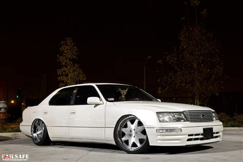 white and silver ls lexus ls review and photos