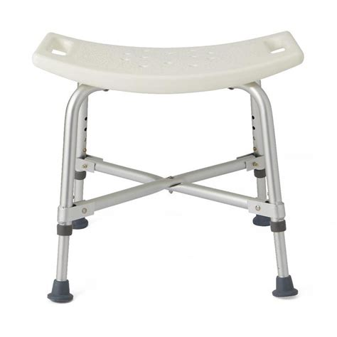 medical supplies shower bench bariatric bath bench without back mds89740axw medical supplies diamedical usa