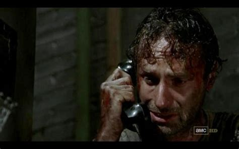 Walking Dead Meme Rick Crying - rick crying persephone magazine