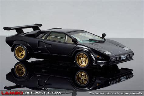 Lamborghini Countach Black The 1 43 Lamborghini Countach Lp500s From Ixo A Review By
