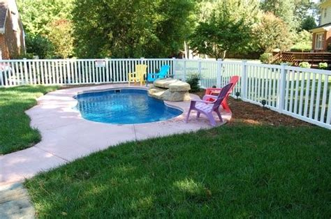 Small Backyard Pools Cost Small Underground Pool Bullyfreeworld