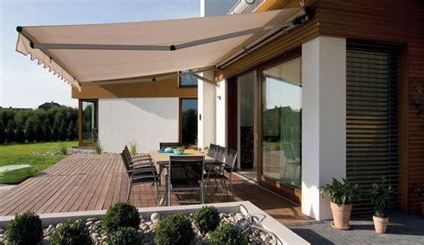 markisen für terrassen markisen f 252 r terrasse terrassenmarkisen gegen sonne und