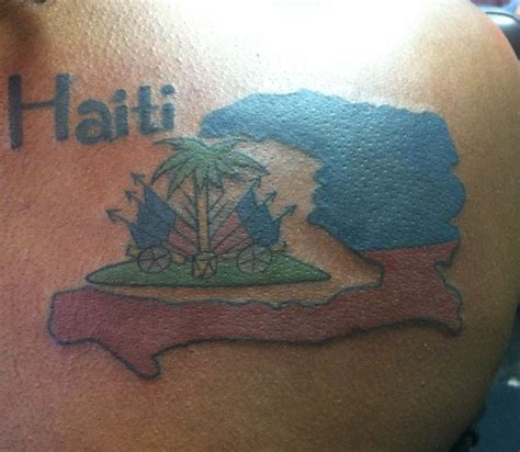 haitian tattoos designs of the island of haiti marj s fav tattoos