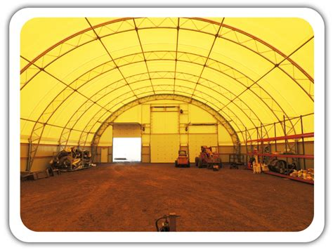 industrial fabric buildings fast building temporary