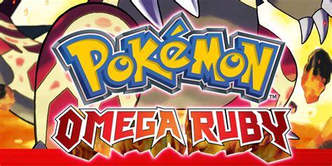 omega ruby pokemon omega ruby