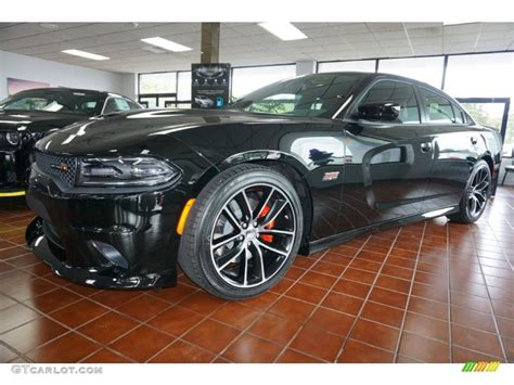black charger with interior 2015 pitch black dodge charger r t pack 107797570