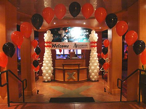 Bowling Decorations Ideas by Bowling Decorations Balloondeliverydenver