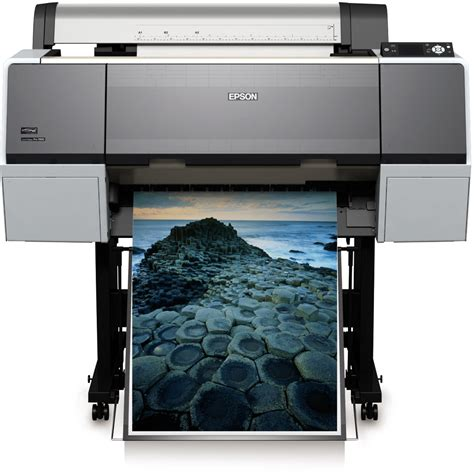 Printer Epson A1 epson stylus pro 7890 a1 colour large format printer
