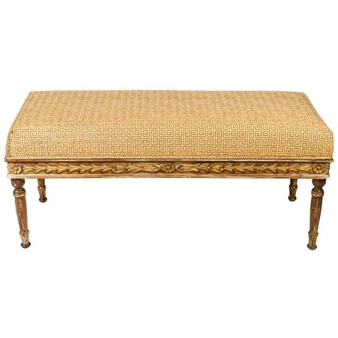 vanity benches on sale upholstered vanity bench for sale at 1stdibs
