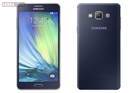 Samsung A7 Di samsung galaxy a7 samsung unveils a new 5 5 inch smartphone news18