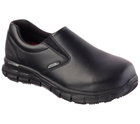 sure fit shoes buy skechers s work relaxed fit sure track vonn