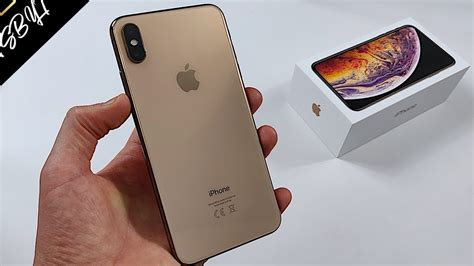 iphone xs max unboxing review