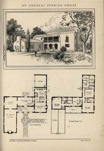 Spanish Colonial Floor Plans 142 Best Images About B Architecture Spanish Colonial