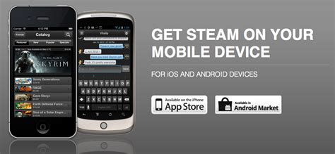 steam on android steam mobile app now in beta for android ios atma xplorer