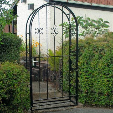 Gartentore Aus Metall Gunstig