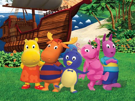 Backyardigans Voices 301 Moved Permanently