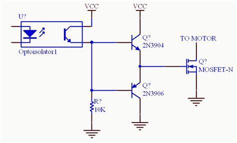 optocoupler transistor driver cho m 236 nh hỏi về quot mạch k 237 ch fet tốc độ cao quot page 2