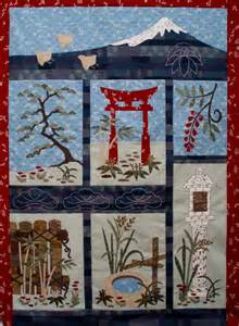 Japanese Patchwork Patterns - japanese images asian quilt patterns