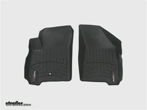Dodge Journey Floor Mats All Weather by Weathertech Floor Mats For Dodge Journey 2010 Wt462241