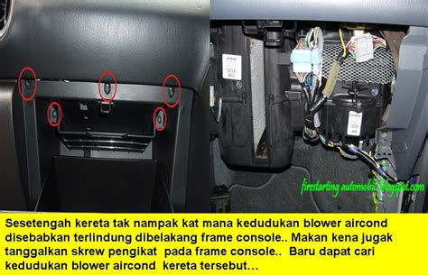 tutorial tips servis  menjaga penyaman udara kereta