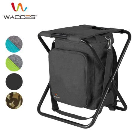 Backpack C Stool Cooler by Wacces Multi Purpose Backpack Chair Stool With Cooler Bag