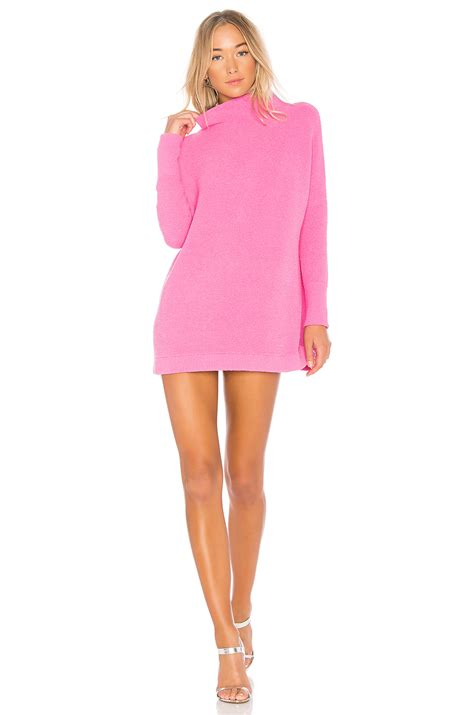 free people ottoman slouchy tunic free people ottoman slouchy tunic sweater dress in pink