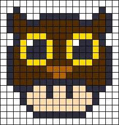 14 best images about faces on Pinterest   Perler beads, Perler bead patterns and My little pony