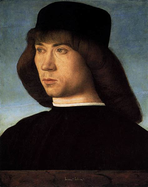 artistry of men portraits by giovanni bellini