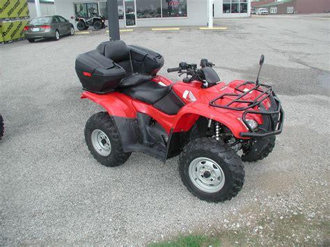 honda rancher 420 price 2013 honda rancher 420 es 4x4 motorcycle from evansville