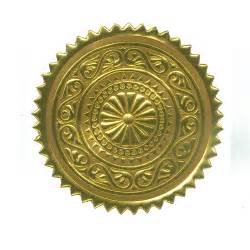 Certificate Seal Template by Best Photos Of Gold Seals For Diplomas Gold Foil