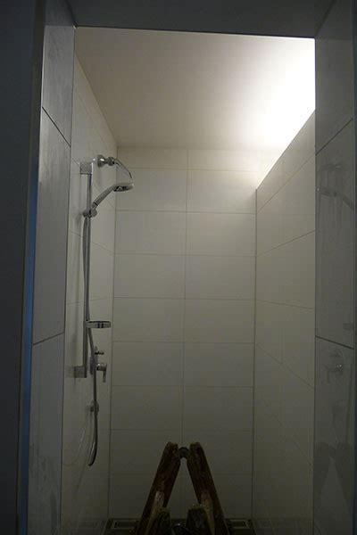 beleuchtung nische dusche fishzero dusche nische licht verschiedene design