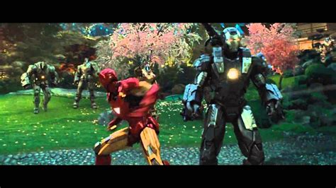 iron man war machine hammer drones iron man