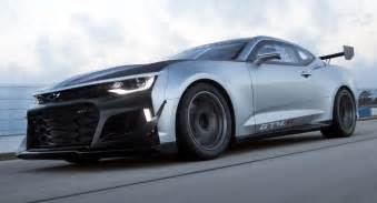 chevy s new zl1 based camaro gt4 r ready to the world