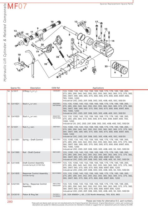 mf 245 pto diagram wiring diagrams wiring diagram schemes