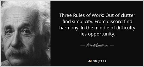 The Ultimate Quotable Einstein albert einstein quote three of work out of clutter