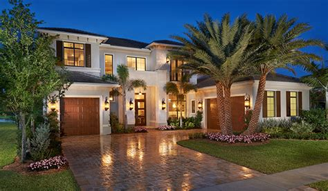 Palm Beach Home Builders by New Homes In Boca Raton Fl Home Builders In The Oaks At
