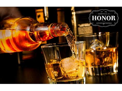 Honor Kitchen honor kitchen cocktails to host high west whiskey