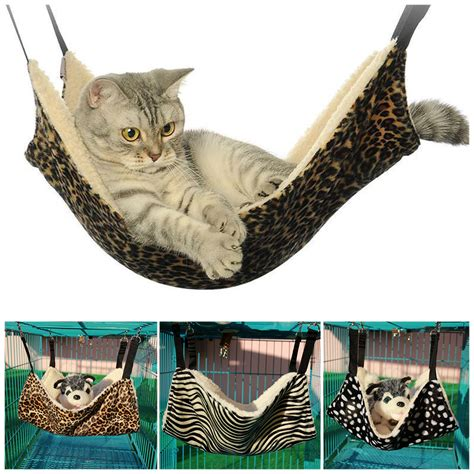 amaca gatto gatto amaca leopardo lettino per animale domestico letto