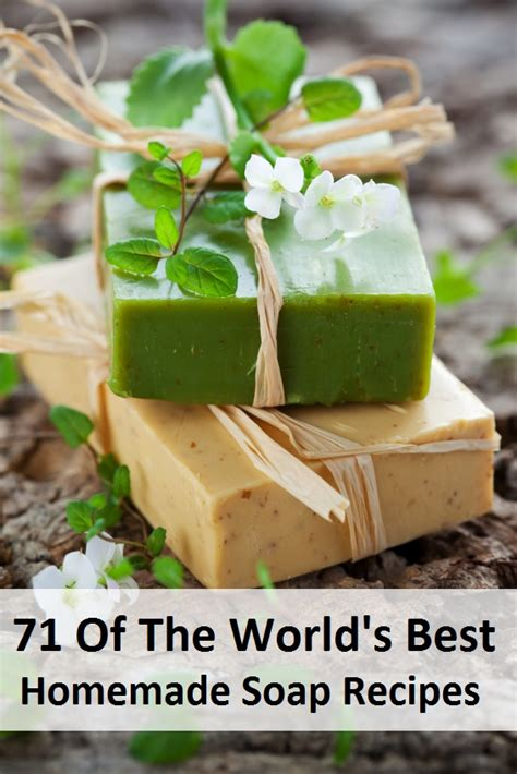 Soap Handmade Recipes - 71 of the world s best soap recipes