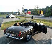 Fahrzeuge Des MG Club Berlin EV