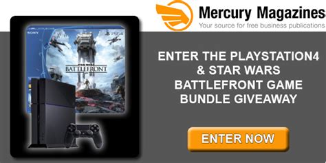 Free Ps Vita Giveaway - free playstation 4 star wars battlefront bundle giveaway