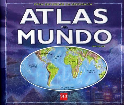 atlas del mundo 8416363463 canal lector