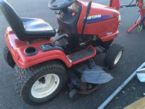 About craftsman gt 5000 lawn tractor riding mower 25 hp kohler engine