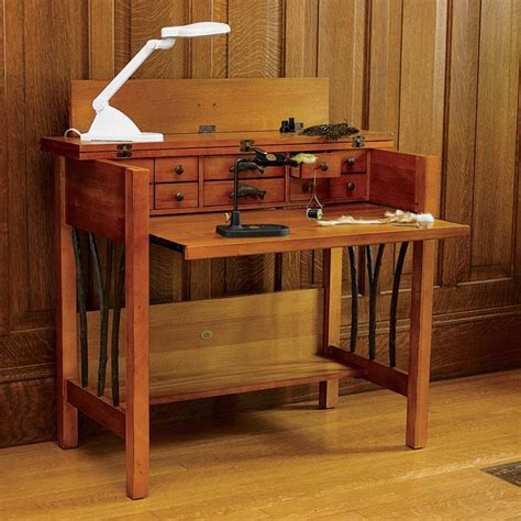 tying bench fly tying bench table washington fly fishing