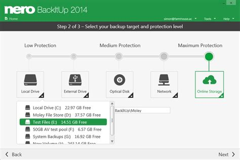 best free backup software 2014 nero backitup 2014 backup software review tech advisor
